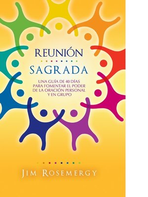 cover image of Reunión sagrada